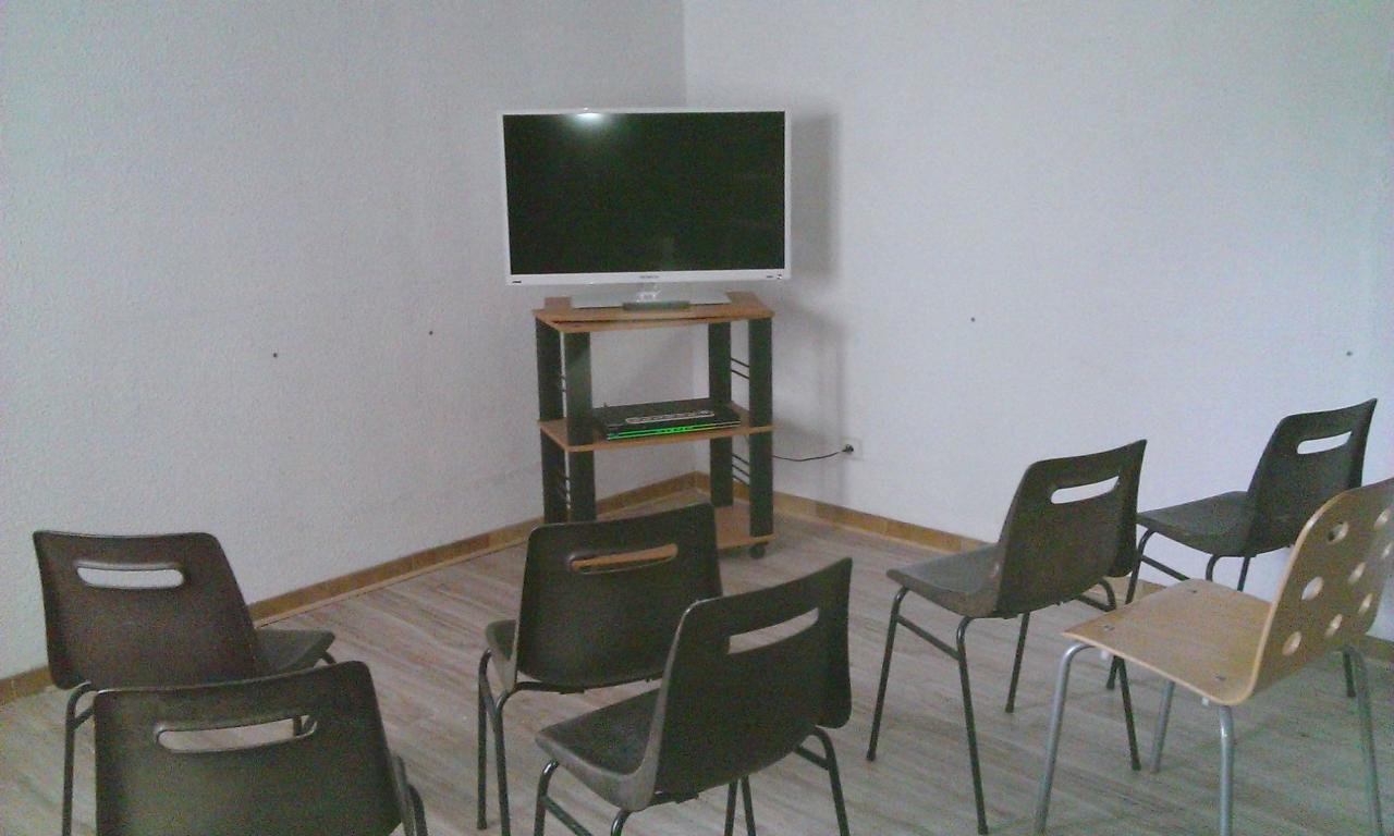 La salle de code